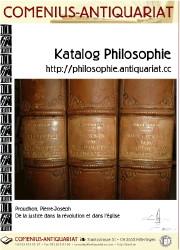 Katalog Philosophie