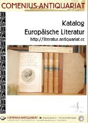 Antiquariatskatalog Europaeische Literaturen